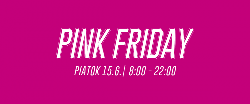 Pink Friday 2018