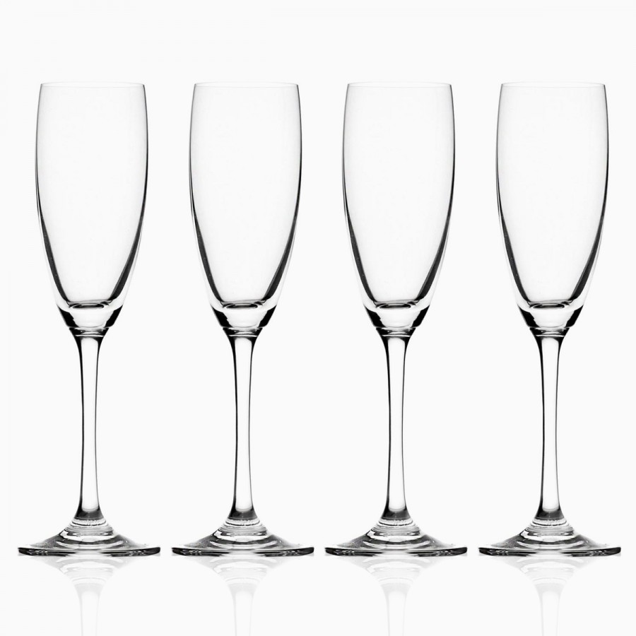 1e213557ce2cc Poháre na šampanské 170 ml set 4 ks - Basic